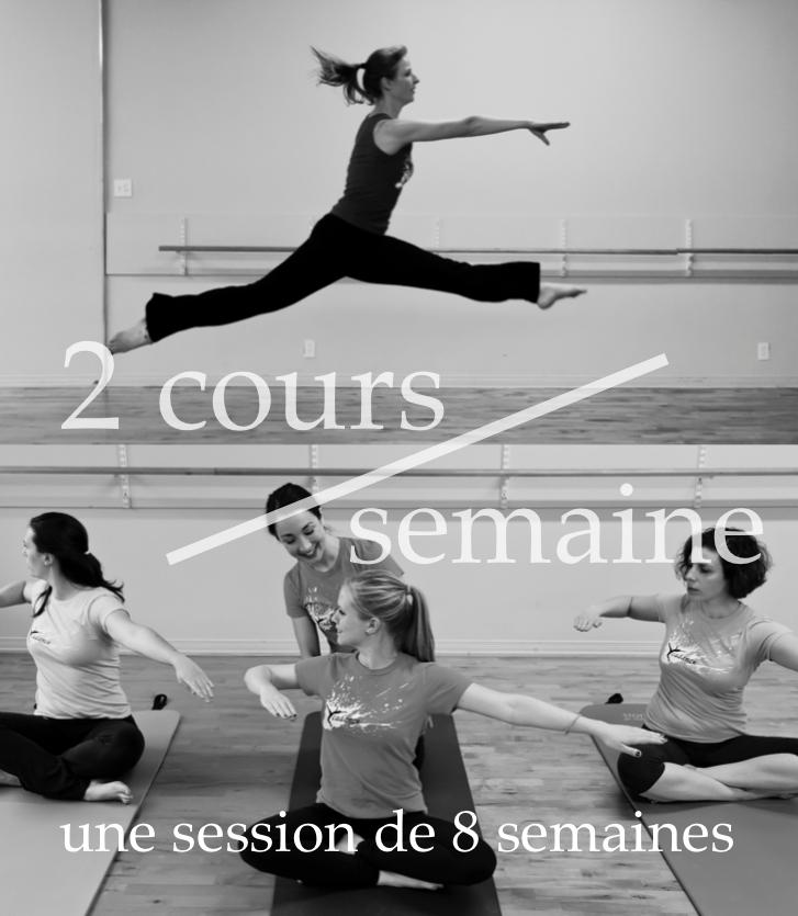 FR 2x 1 session